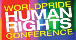World Pride Human Rights Cover