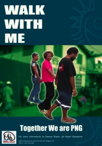 Poster of the campaign WalkWithMe - Together We Are PNG