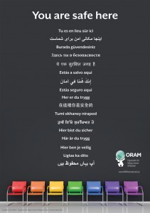 oram_you-are-safe-here-poster_sd