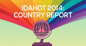 IDAHOT 2014 country report cover
