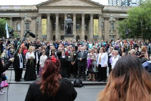 Melbourne-Choirs-Equal-Love-Rally
