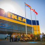 IKEA Canada-IKEA Canada to raise the Pride flag in recognition o